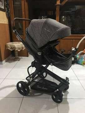 Stroller Kereta Bayi Cocolatte Phantom (jarang pakai)