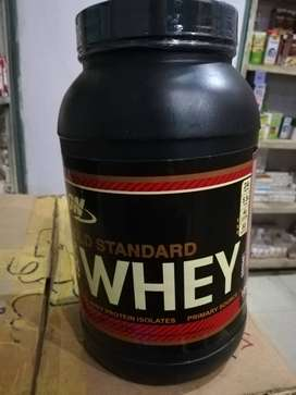 Protein whey 2kg pack