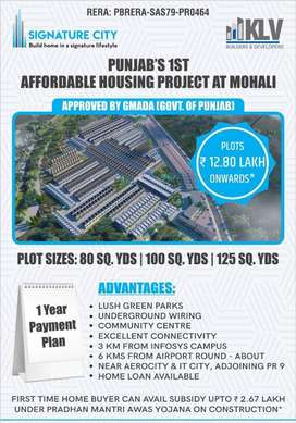 Your dream home in Mohali city on the same of Kharar property price