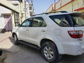 Toyota Fortuner in excellent condition