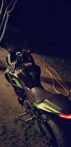 Heavy Bike Ninja 250cc