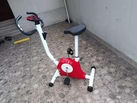Belt fitnes bike statis