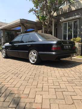 Mercedes Benz W124 230E tahun 91 matic