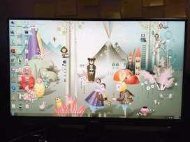 Monitor( led,IPS panel)( monitor + HD TV)