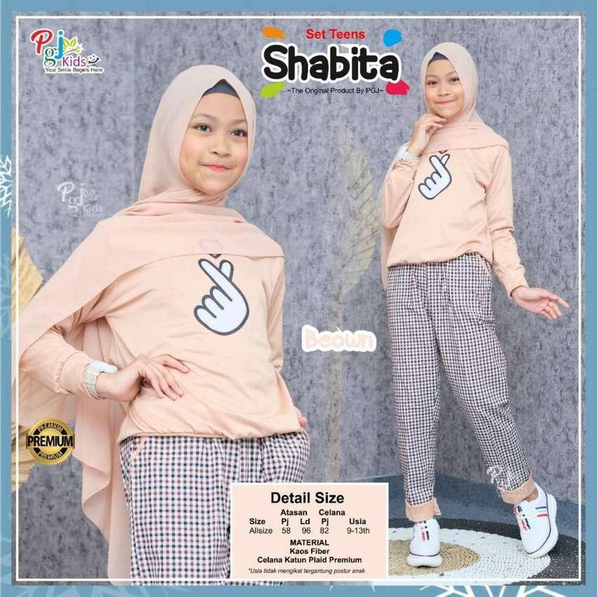 Shabita - Set Pakaian Anak Perempuan 0