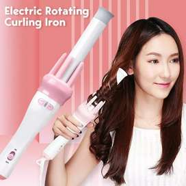 Rotating Curling Iron