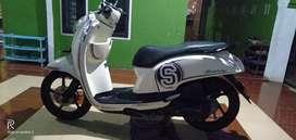 Honda Scoopy Simpanan