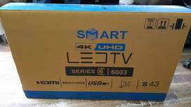 Festive offers 40 inch brand new imported led tv with one year warrant