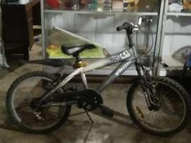 Sepeda gunung bekas masih bisa digunakan