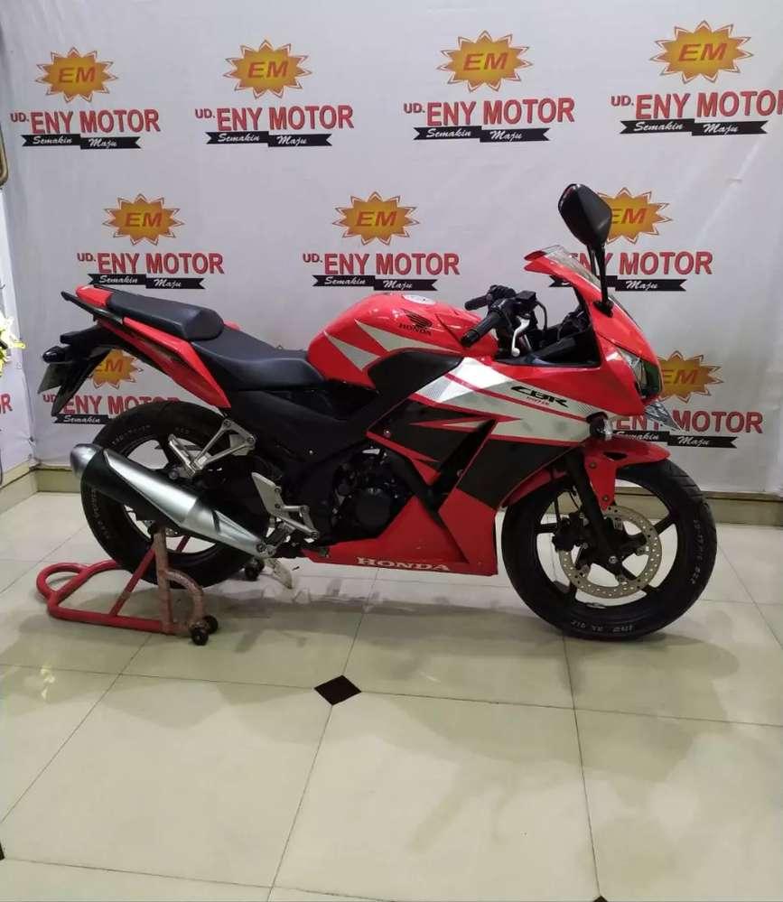 Honda CBR 150 R thn 2016 fuel inject kredit/cash/TT