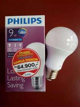 Lampu LED 9 Watt Philips