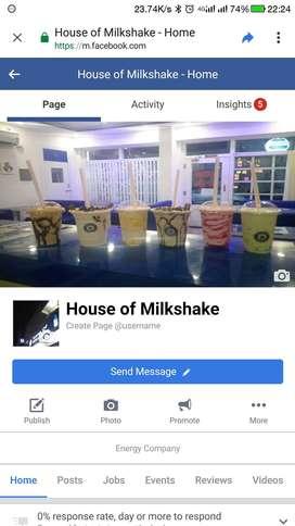 House of Milkshake