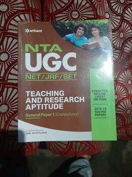UGC NET 1ST PAPER