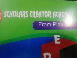 Required female teacher for class play group to 3 .