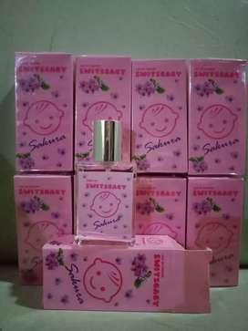 Parfum Zwitsal aroma baby
