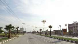 (5 Marla) Residential Plot For Sale In 	Wah Cantt New City ll