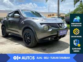 [OLX Autos] Nissan Juke 1.5 RX A/T 2012 Abu-abu