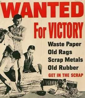 All types of scrap buying here