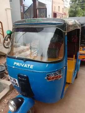 Lpg  kit  / petrol own board private Auto .