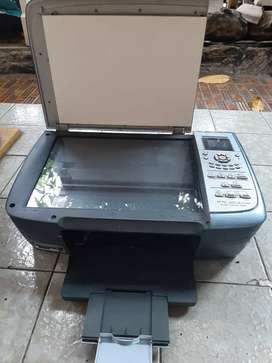 Printer scan copy HP psc 2353