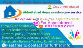 physiotherapy home treatment availible.