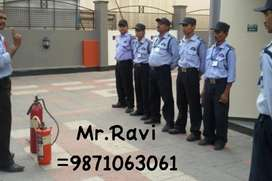 Security guard job in ghaziabad