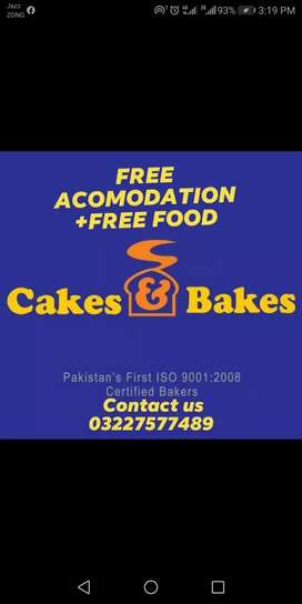 Hiring in Cakes and bakes jobs