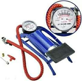 Air pumps for car& bike.