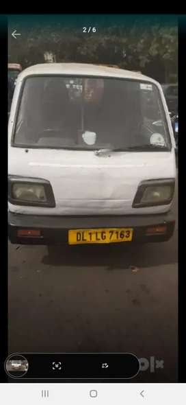 Maruti commercial van good condition and new tyres good engine