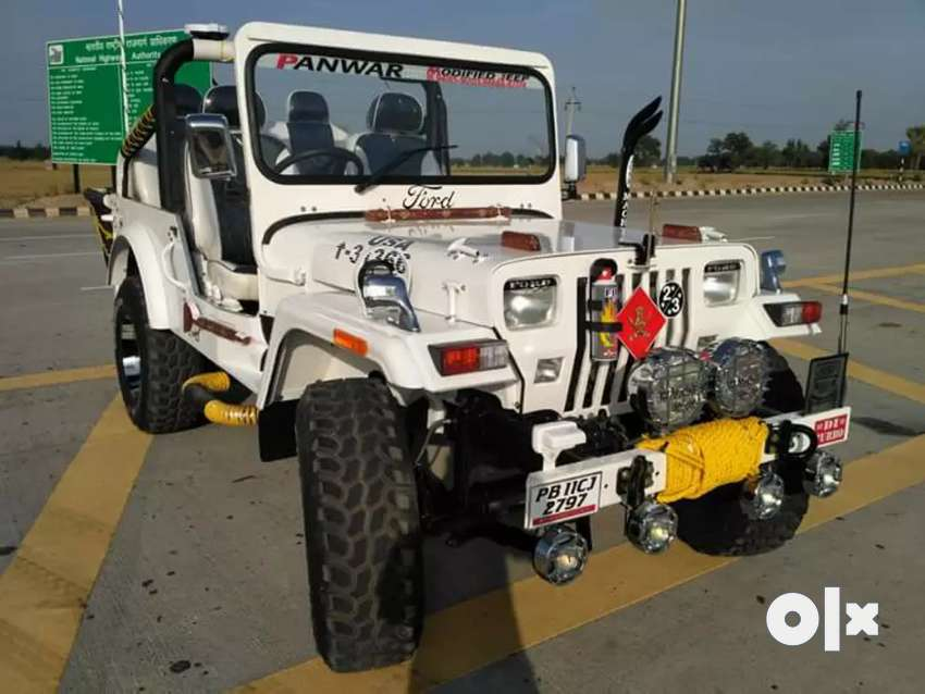 Panwar modified jeep 0