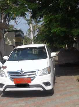 Innova Car for daily rental
