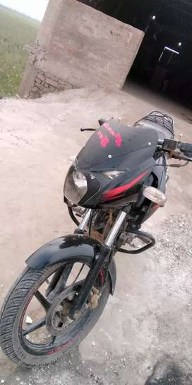 3years bajaj pulsar a good quality