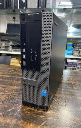 DELL i5 4th Generation CPU - 8 Gb Ram - 1 TB Hard Disk
