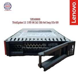 7XB7A00069 -ThinkSystem 2.5  2.4TB 10K SAS 12Gb Hot Swap 512e HDD