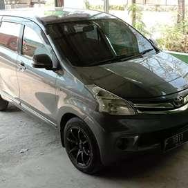 All New Avanza G Luxury MT 2012 TT Cash Kredit Oke