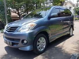 FS Toyota Avanza S 1.5 at (D) Thn 2009 Abu2 Antik