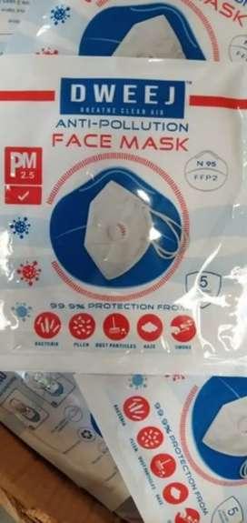 Dweej N -95 mask