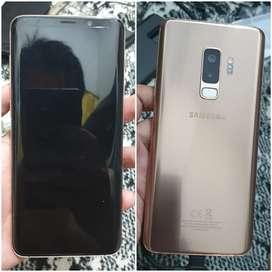 Samsung s9 plus 6/128 Rose Gold Mulus Sein