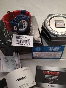 Casio G-Shock dw6900ac
