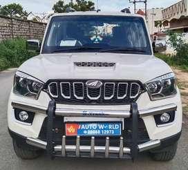 Mahindra Scorpio S5, 2018, Diesel