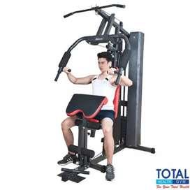 home gym 1 sisi alat olahraga fitnes XF-766