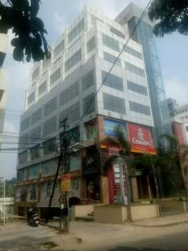 6th floor of multistorey building at prime location for sale
