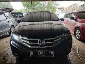 Honda city E AT 2012 garansi mesin & matic 1 tahun bis tt civic murah