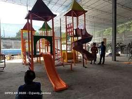 AF Jual; produksi wahana playground taman  Lampu ODong odong