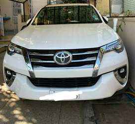 Toyota Fortuner 2018 Diesel Well Maintained