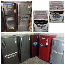 WARRANTY 5 YEAR WITH BEST FRIDGES/ WASHING MACHINE WITH DELIVERY FREE