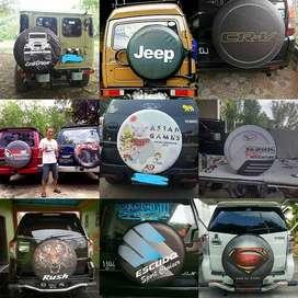 Toyota Rush/Terios/Panther/CRV/Cover/Sarung Ban Amanah#Alaves Bisa Des
