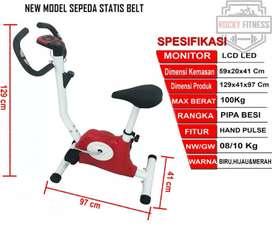 Sepeda Statis Belt