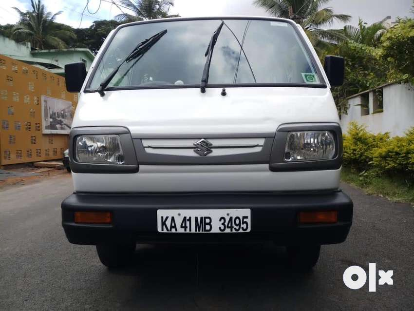 Maruti Suzuki Omni 5 STR BS-IV, 2017, Petrol 0