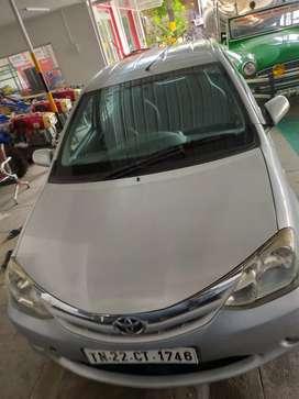 Toyota Etios Liva 2012 Petrol Good Condition